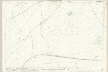 Durham XVI.12 (includes: Edmondbyers; Hunstanworth; Stanhope) - 25 Inch Map