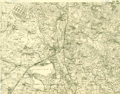 III. vojenské mapování 4353/2