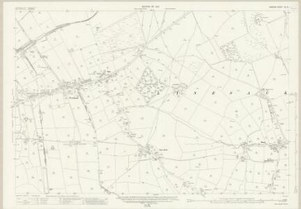 Durham XLI.9 (includes: Lynesack And Softley; Woodland) - 25 Inch Map