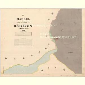 Markel - c6004-1-001 - Kaiserpflichtexemplar der Landkarten des stabilen Katasters