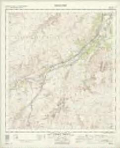 Kingussie - OS One-Inch Map