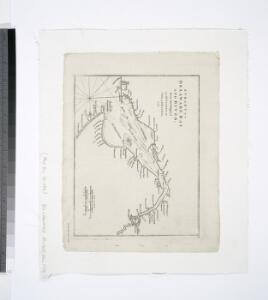 A chart of Delaware Bay and River : containing a full and exact description of the shores, creeks, harbours, soundings, shoals, sands, and bearings of the most considerable land marks &c. &c. / faithfully coppied [sic] from that published at Philadelphia