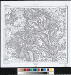 Meßtischblatt [8217] : Wiechs, 1880