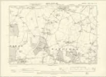 Berkshire XXXIX.NW - OS Six-Inch Map