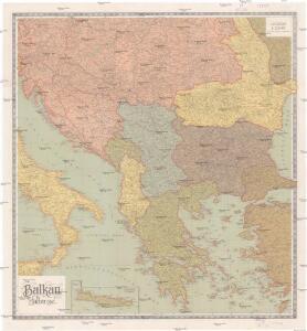 Balkan Halbinsel