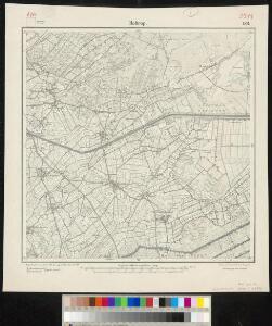 Meßtischblatt 1107 : Holtrop, 1917