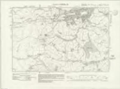 Yorkshire CCXCVIII.SW - OS Six-Inch Map