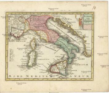 ITALIA cum Insulis dependentib[us]