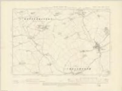 Suffolk LXIV.SE - OS Six-Inch Map