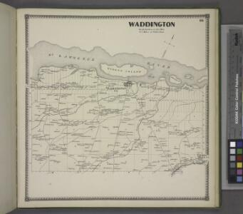Waddington [Township]