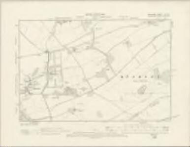 Wiltshire LV.SE - OS Six-Inch Map