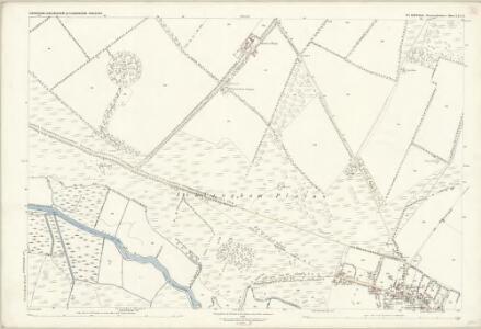 Suffolk XXI.15 (includes: Cavenham; Icklingham; Mildenhall; Tuddenham) - 25 Inch Map