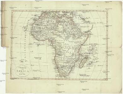 Charte von Africa