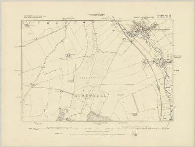 Cambridgeshire LIX.SW - OS Six-Inch Map