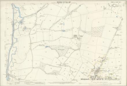 Sussex XXIII.4 (includes: Billingshurst) - 25 Inch Map