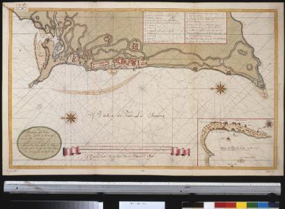 De Bahia de Todos los Santos met de stad St. Salvador in Brazilia neffens alle geleegentheeden van belegering der selver gedaan door sijn Ex.ti Johan Mourits van Nassau den 16 April 1639