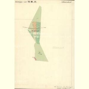 Schwarzhaid - c0872-1-003 - Kaiserpflichtexemplar der Landkarten des stabilen Katasters