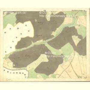 Wadetschlag - c7596-1-007 - Kaiserpflichtexemplar der Landkarten des stabilen Katasters
