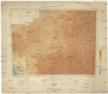 International 1:1,000,000 Map