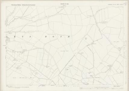 Yorkshire CLXVIII.14 (includes: Bradleys Both; Kildwick; Silsden) - 25 Inch Map