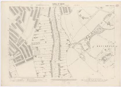 London XI.74 - OS London Town Plan