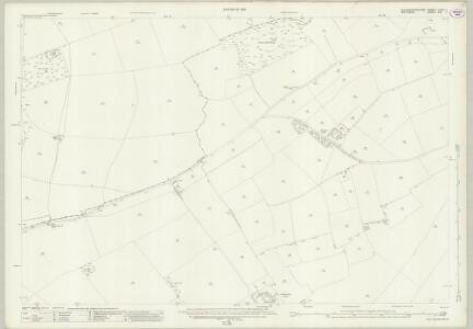 Gloucestershire LXXIV.1 (includes: Acton Turville; Nettleton; Tormarton) - 25 Inch Map