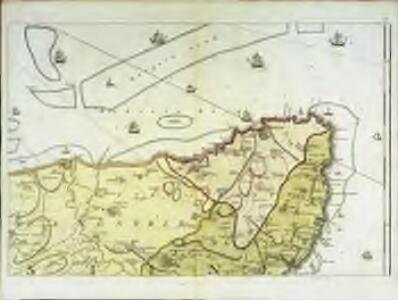 A topographical-map, of the county of Kent, 10