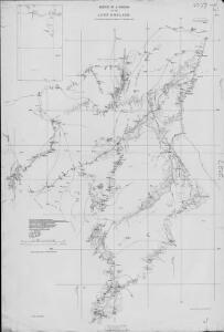 Sketch of a portion of the Lado Enclave, TSGS 2327