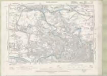 Lanarkshire Sheet VI.NW - OS 6 Inch map