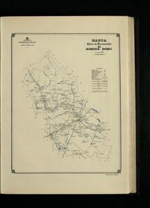 Harta Cailor de Comunicatie din Judetul Buzeu