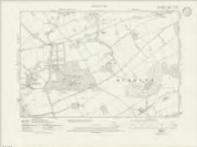 Hampshire & Isle of Wight XXII.SE - OS Six-Inch Map