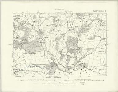 Gloucestershire LXXVII.SE - OS Six-Inch Map