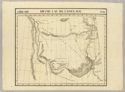 Grand Lac de l'Esclave. Amer. Sep. 15.