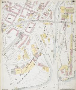 Insurance Plan of Glasgow Vol. V: sheet 214