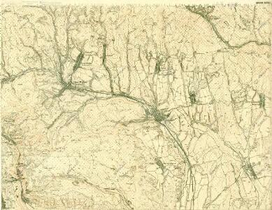 III. vojenské mapování 4566/1