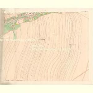 Unter Langendorf (Dilnj Laucka) - m0488-1-006 - Kaiserpflichtexemplar der Landkarten des stabilen Katasters