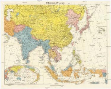 Indien und Ostasien