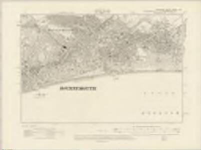 Hampshire & Isle of Wight LXXXVI.SW - OS Six-Inch Map