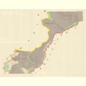Möhrdörfel (Miruweczek) - m1816-1-004 - Kaiserpflichtexemplar der Landkarten des stabilen Katasters