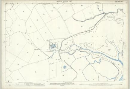 Essex (1st Ed/Rev 1862-96) XXX.5 (includes: Beaumont cum Moze; Great Oakley; Little Oakley) - 25 Inch Map