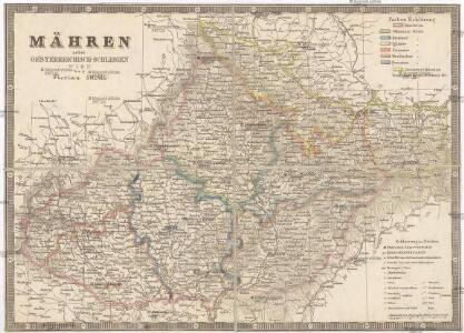 Mähren nebst Oesterreichish-Schlesien