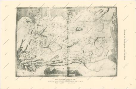Die Ältesten Karten von Deutschland