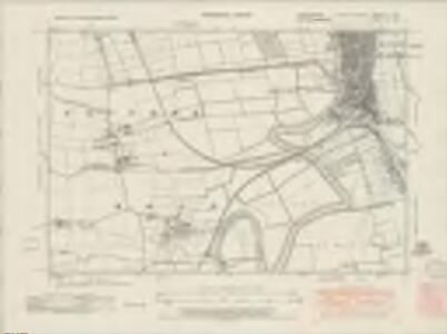 Lincolnshire XLII.SE - OS Six-Inch Map