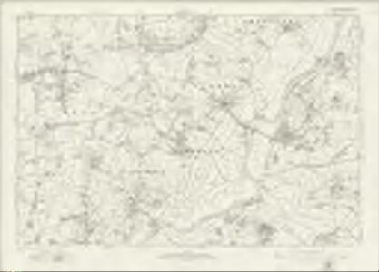 Gloucestershire XVIII - OS Six-Inch Map