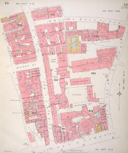 Insurance Plan of City of London Vol. II: sheet 33