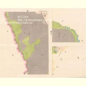 Rosshaupt - c6597-1-003 - Kaiserpflichtexemplar der Landkarten des stabilen Katasters