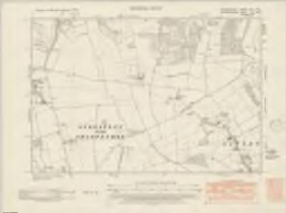 Bedfordshire XXX.NW - OS Six-Inch Map
