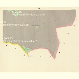 Hollubau - c1978-1-008 - Kaiserpflichtexemplar der Landkarten des stabilen Katasters