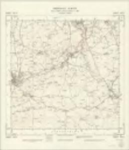 NS74 - OS 1:25,000 Provisional Series Map
