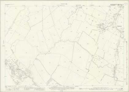 Buckinghamshire XXXI.16 (includes: Ickford; Thomley; Waterperry; Waterstock; Worminghall) - 25 Inch Map